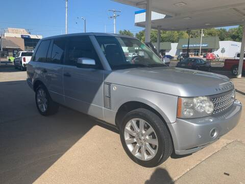 2006 Land Rover Range Rover for sale at GRC OF KC in Gladstone MO