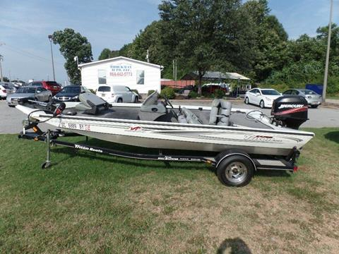 2008 Triton VT17 for sale in Easley, SC