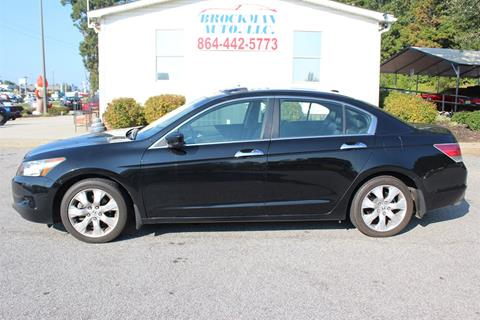 2010 Honda Accord for sale in Easley, SC