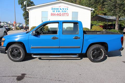 2008 GMC Canyon for sale in Easley, SC