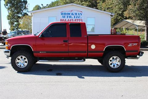 1995 Chevrolet C/K 1500 Series for sale in Easley, SC