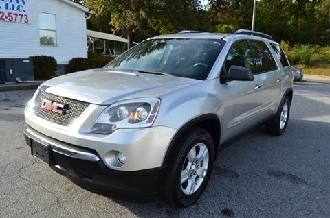 2008 GMC Acadia for sale in Easley, SC