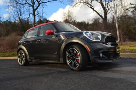 2014 MINI Countryman John Cooper Works ALL4 for sale at Brockman Auto LLC in Easley SC