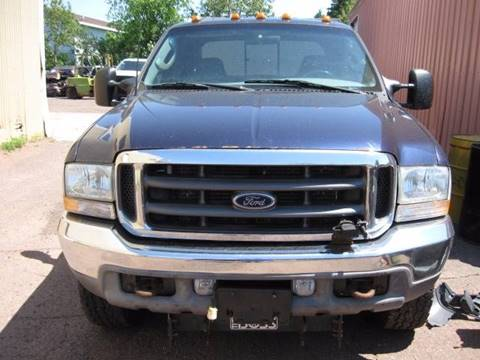 2003 Ford F-350 Super Duty for sale in Ashland, WI