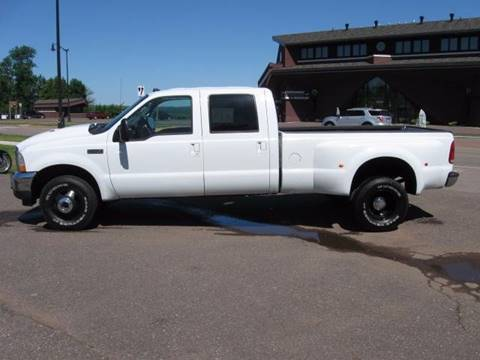 2002 Ford F-350 Super Duty for sale in Ashland, WI