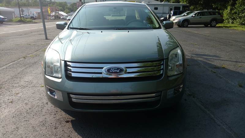 Ford Fusion V SEL In Old Forge PA Ecar - 2006 fusion