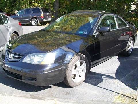 2003 Acura CL for sale in Old Forge, PA