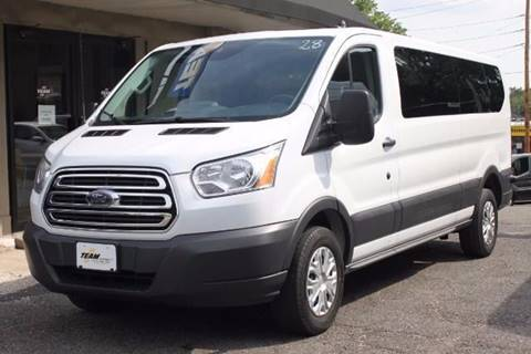 2016 Ford Transit Wagon for sale in Palisades Park, NJ