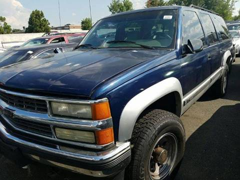 1995 Chevrolet Suburban for sale in Lakeville, CT