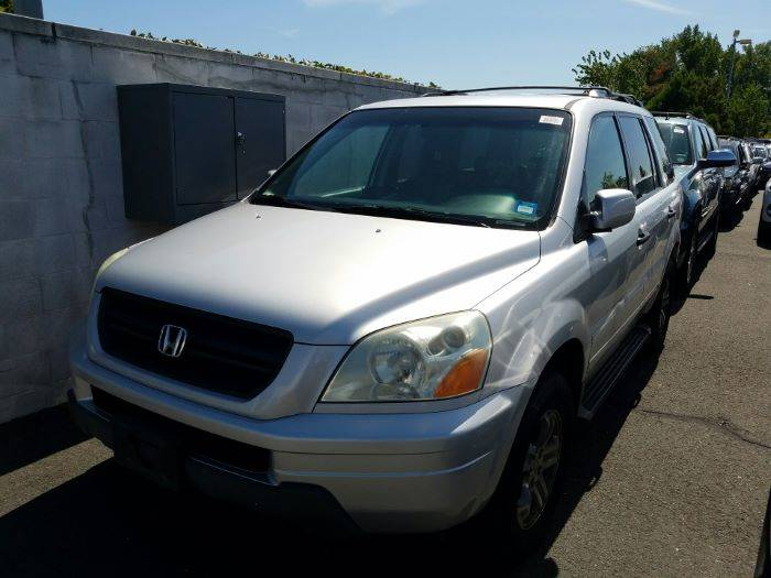 2003 Honda Pilot For Sale At Lime Rock Auto And Towing In West Cornwall CT