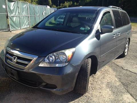 2005 Honda Odyssey for sale in Lakeville, CT