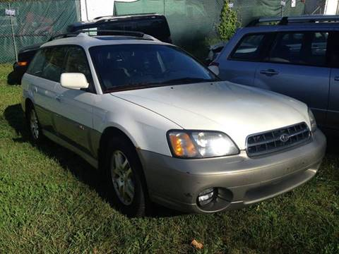 2001 Subaru Outback for sale in Lakeville, CT
