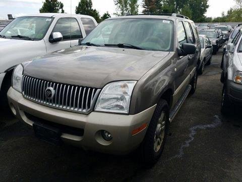 2004 Mercury Mountaineer for sale in Lakeville, CT