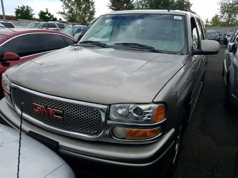 2002 GMC Yukon XL for sale in Lakeville, CT