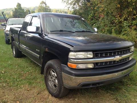 2001 Chevrolet Silverado 1500 for sale in Lakeville, CT