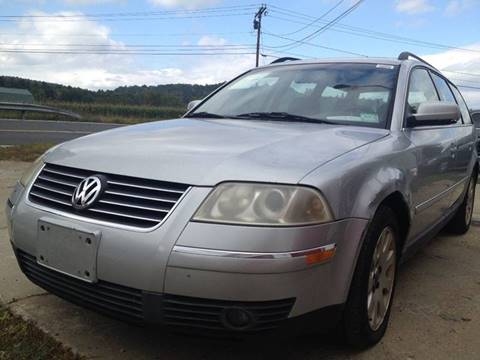 2001 Volkswagen Passat for sale in Lakeville, CT