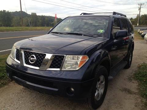2006 Nissan Pathfinder for sale in Lakeville, CT