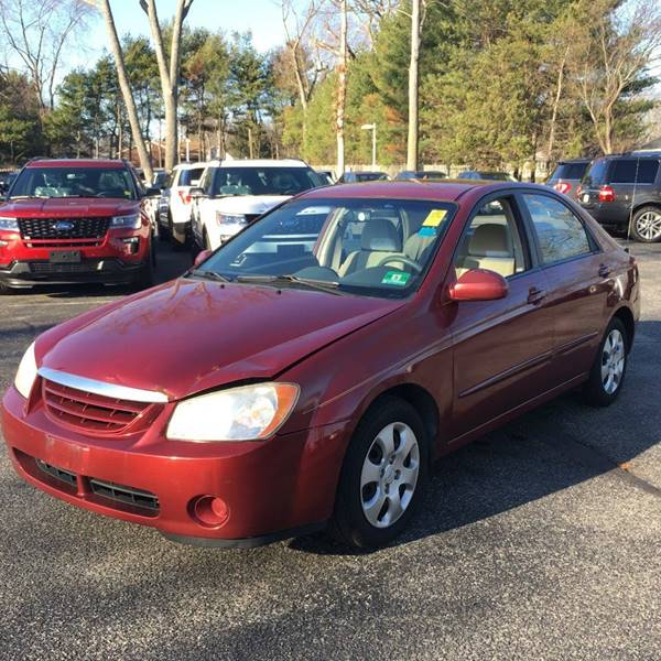 2006 Kia Spectra For Sale At Lime Rock Auto And Towing In West Cornwall CT