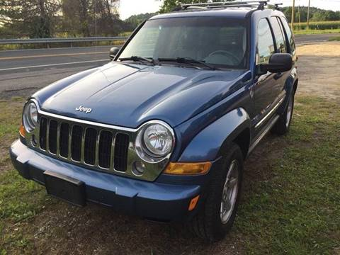 2006 Jeep Liberty for sale in Lakeville, CT