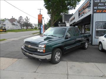 2004 Chevrolet Silverado 1500 for sale in Freeport, IL