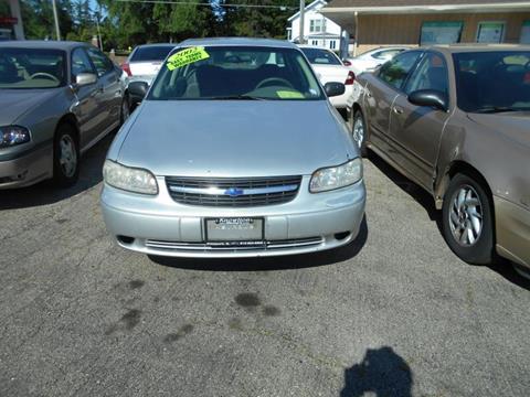 2002 Chevrolet Malibu for sale in Freeport, IL