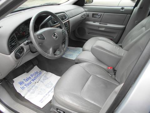 2001 Mercury Sable for sale at Knowlton Motors, Inc. in Freeport IL