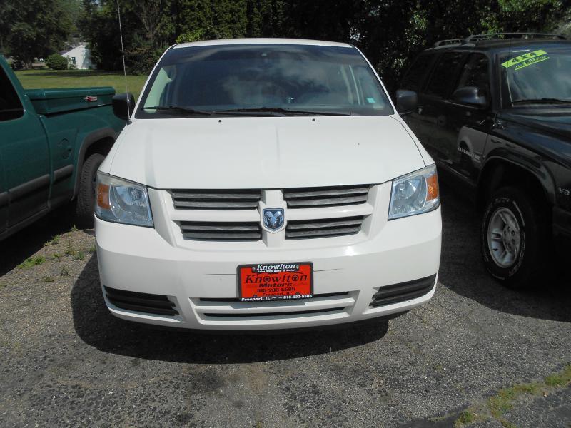 2009 Dodge Grand Caravan for sale at Knowlton Motors, Inc. in Freeport IL