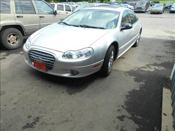 2002 Chrysler Concorde for sale at Knowlton Motors, Inc. in Freeport IL