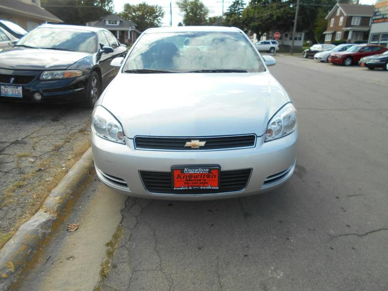 2009 Chevrolet Impala for sale at Knowlton Motors, Inc. in Freeport IL