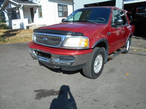 2002 Ford Expedition for sale in Freeport, IL
