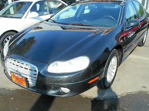 2004 Chrysler Concorde for sale at Knowlton Motors, Inc. in Freeport IL