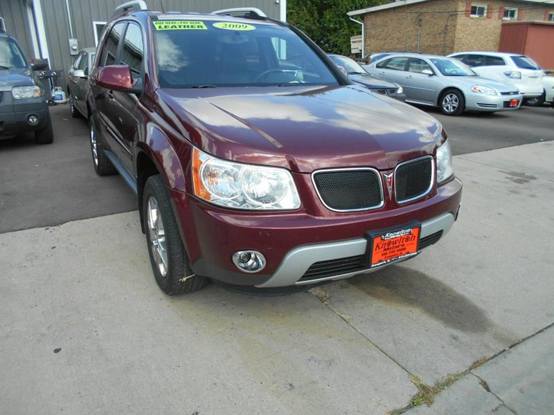 2009 Pontiac Torrent for sale at Knowlton Motors, Inc. in Freeport IL