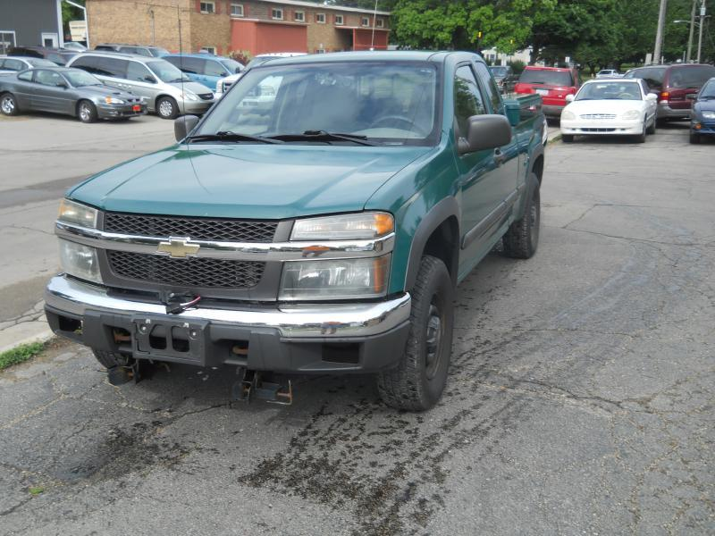 2006 Chevrolet Colorado for sale at Knowlton Motors, Inc. in Freeport IL