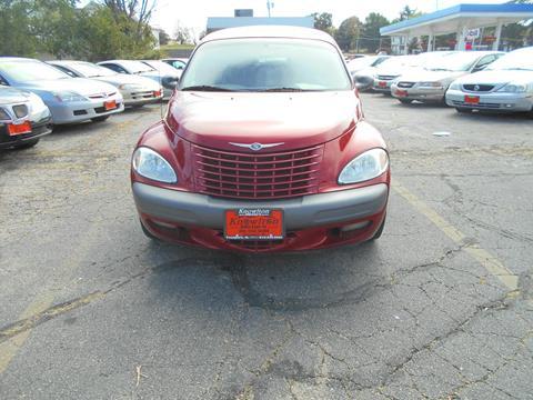2001 Chrysler PT Cruiser for sale in Freeport, IL
