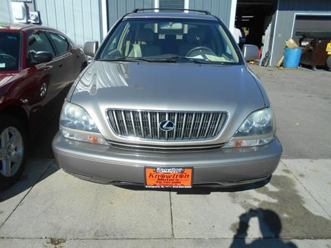 2000 Lexus RX 300 for sale in Freeport, IL