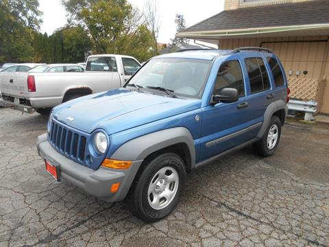 2006 Jeep Liberty for sale at Knowlton Motors, Inc. in Freeport IL