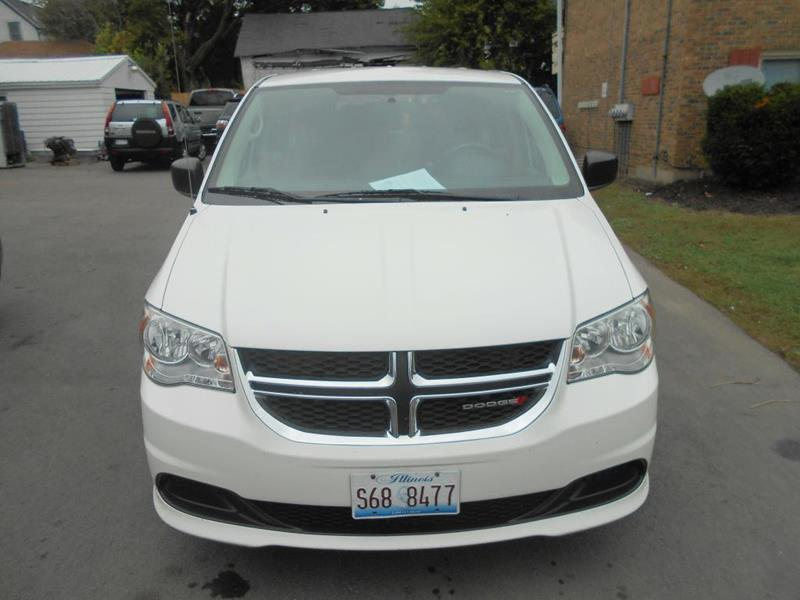 2013 Dodge Grand Caravan for sale at Knowlton Motors, Inc. in Freeport IL
