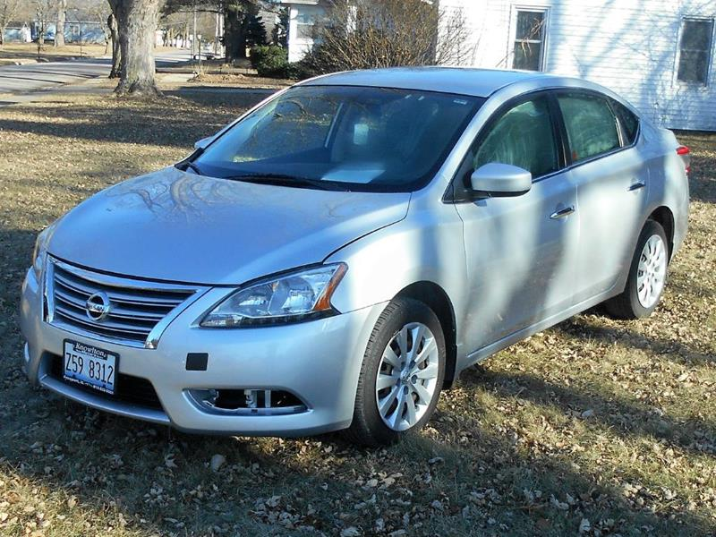 Delightful 2013 Nissan Sentra For Sale At Knowlton Motors, Inc. In Freeport IL