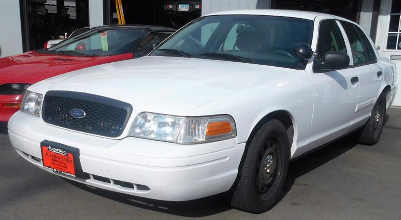 Ford Crown Victoria For Sale At Knowlton Motors Inc In Freeport Il