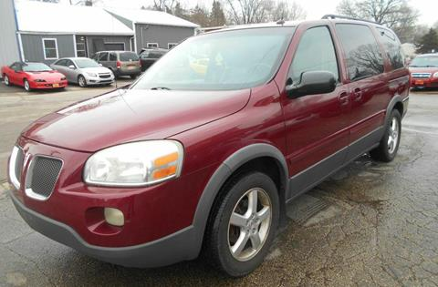 2005 Pontiac Montana SV6 for sale in Freeport, IL