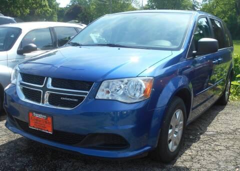 2011 Dodge Grand Caravan for sale at Knowlton Motors, Inc. in Freeport IL