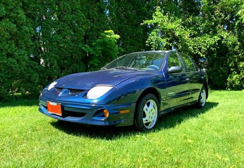 2001 Pontiac Sunfire for sale in Freeport, IL