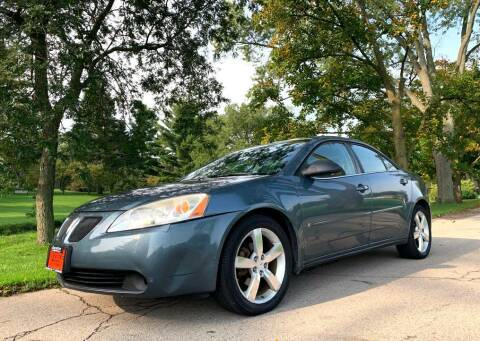 2006 Pontiac G6 for sale at Knowlton Motors, Inc. in Freeport IL