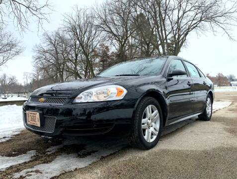 2015 Chevrolet Impala Limited for sale at Knowlton Motors, Inc. in Freeport IL