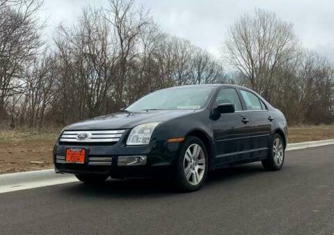 2008 Ford Fusion V6 SEL for sale at Knowlton Motors, Inc. in Freeport IL