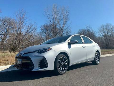 2019 Toyota Corolla for sale at Knowlton Motors, Inc. in Freeport IL