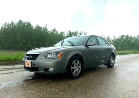 2007 Hyundai Sonata for sale at Knowlton Motors, Inc. in Freeport IL