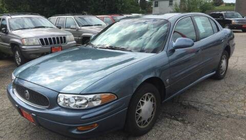 2000 Buick LeSabre for sale at Knowlton Motors, Inc. in Freeport IL