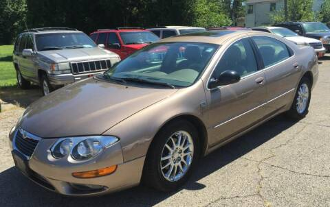 2002 Chrysler 300M for sale at Knowlton Motors, Inc. in Freeport IL