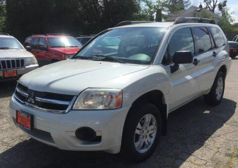 2007 Mitsubishi Endeavor for sale at Knowlton Motors, Inc. in Freeport IL